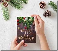 Jours fériés et congés de fin d'année